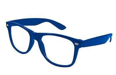 ßen Stil Rahmen Brille Nerd Geek Neuheit Kostüm Brillen (Nerd Geek Kostüme)