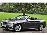 BMW 220 2.0TD ( 190bhp ) M Sport Auto Convertible