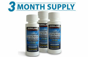 3 Month Supply Minoxidil 5% Extra Strength Hair ReGrowth