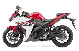 LOOKING FOR YAMAHA R3