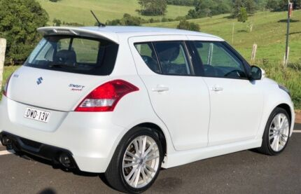Suzuki Swift  Sport 2014 - Excellent Condition Coorabell Byron Area Preview