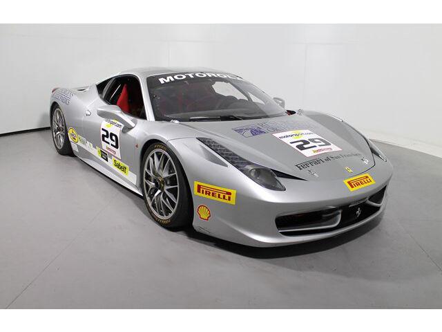 Ferrari 458 Challenge Evo Cars For Sale