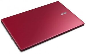 **BRAND NEW ** ACER LAPTOP RED COLOUR