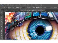 ADOBE PHOTOSHOP CS6 EXTENDED for MAC or PC