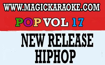 New ENTERTECH MAGIC SING MIC New Releases Karaoke Song Chip 17 POP 17 SONGCHIPS