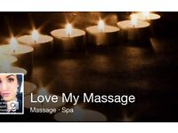 Monday Hot Oil Massage Therapy appointments. Swedish, deep tissue, sports massage.