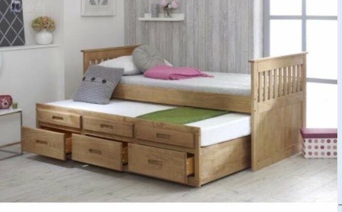 Single Bed With Slide Out Single Bed In Dartford Kent Gumtree
