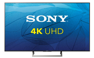 "Sony 65"" 4K UHD HDR LED Android Smart TV (XBR65X850E) - Black :"
