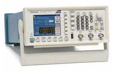 Tektronix Afg2021 Arbitrary Function Generator 20 Mhz
