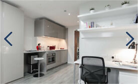 Furnished studio apartment all bills included, Vita Student Crosshall Street, City Centre, L1 6DQ