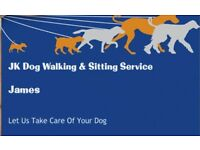 JK Dog Walking, Sitting & Boarding Service