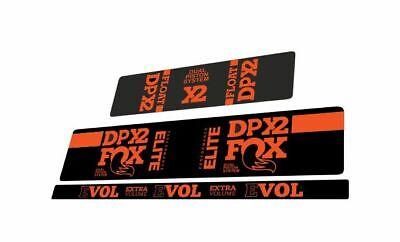FOX 32 Elite Performance 2017-18 Fork Suspension Factory Decal Sticker Camo