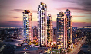 Brand New 1 Bedroom Condo for Rent Nov 1 - Metrotown 551 sq ft