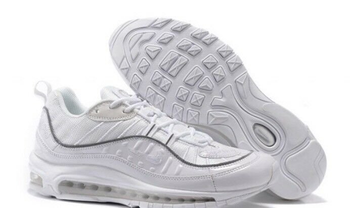 new arrival 9d90e ecb7c NIKE AIR MAX 98 SUPREME ALL WHITE | in Perry Barr, West Midlands | Gumtree