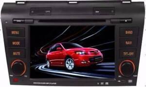 mazda 2 3 6 cx 5 cx7 cx9 bt-50 car dvd gps head unit free camera