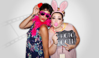 PHOTO BOOTH SERVICE - PARTY, ANNIVERSARY, WEDDING, BAR EVENT