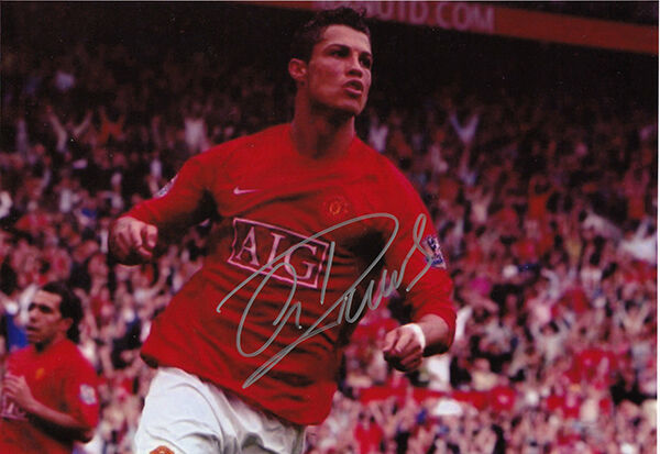 Ronaldo Signed Photograph Buying Guide