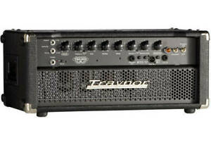 Traynor YBA 200 bass amp head