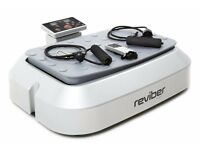 Reviber Plus Vibration Plate Exerciser.