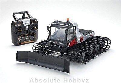 Kyosho Blizzard FR 1/12 Scale ReadySet All Terrain Belt Vehicle w/2.4GHz Radio