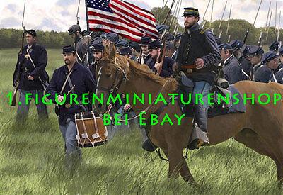 1:72 FIGUREN 149 US Infantry on the March - STRELETS NEU