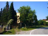 3 bed apt villa- near Montecatini Terme- Florence