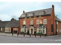 Chefs Required for busy pub restaurant in the Heart Of Groby.