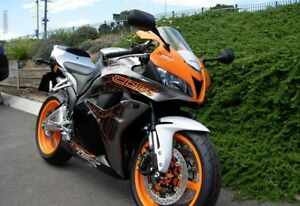 2007 CBR 600RR In Mint shape - low milage $7800