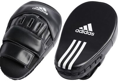 adidas MMA / Boxing  Long Focus Pad / Mitt Made of Artificial Leather