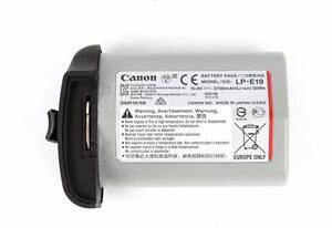 Brand  New Canon LP-E19 Battery Pack For EOS 1DX MARK II Potts Point Inner Sydney Preview