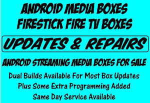 Android Box Giving You Issues ? Not A Problem! Let Me Fix It