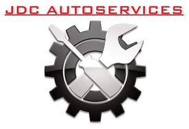 JDC Autoservices MOBILE & GARAGE BASED MECHANIC