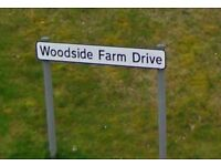 WOODSIDE FARM DRIVE PROPERTY WANTED