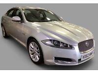 Jaguar, XF, Luxury Saloon, 2012, 2179 (cc), 4 doors