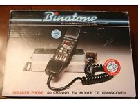 Very Rare Vintage Breaker Phone CB Radio - collectors item