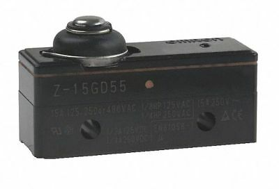 15a 480v Plunger Short Ind Snap Action Switch Z-15gd55 2krl6