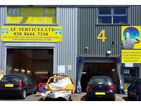 MOT Tester Class 4 & Class 7 Required