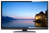 32 inch SMART TV WITH REMOTE AND FACTORY MANUAL