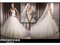 Wedding Dress for SALE! Pronovias barroco