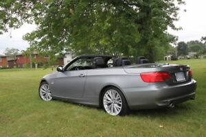 Rare 2013 BMW 335i Cabriolet, with only 30,000 km