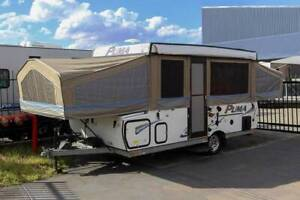 Forest River Camper Trailer - Puma PT12SS (Family Van) #7666 Bennetts Green Lake Macquarie Area Preview