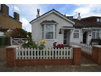Three Double Bedroom Chalet Bungalow in vicinity of Gillingham Marina