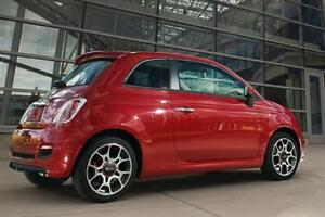 2014 Fiat 500 SPORT Hatchback - mint condition, very low mileage