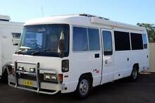 Toyota Coaster Motorhome #6034 Windale Lake Macquarie Area Preview