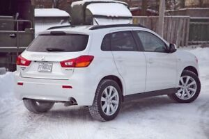 Mitsubishi RVR Summer Tires with MAGS Allow Rim 225/55/18