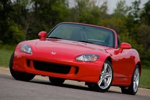2006-2009 Honda S2000 in pristine condition