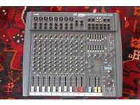 Soundcraft Spirit Powerstation 600 Mixer PA system mixer