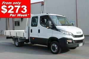 Iveco Daily 50C21 DUAL CAB Tray Burton Salisbury Area Preview