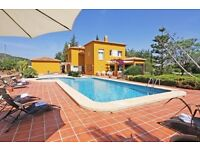 Vicenta-10. Large and comfortable villa in Jalon, on the Costa Blanca, Spain