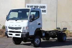 Fuso FG Canter 4x4 Manual Cab chassis Rocklea Brisbane South West Preview